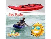 Jet Ride - Μηχανοκίνητο Jet Canoe 125cc